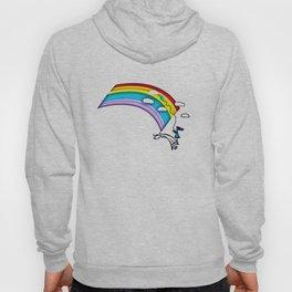 Rainbow Girl Hoody