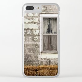 The Old One Clear iPhone Case