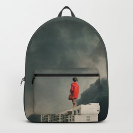 We will Escape from our Cities Backpack