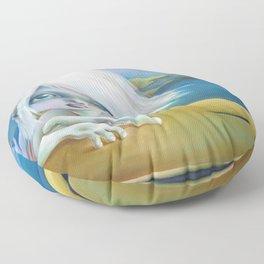 Z imagination Monet's Muse, Melete Floor Pillow