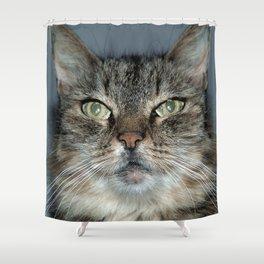 Mugshot Shower Curtain