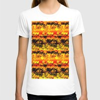 africa T-shirts featuring Africa. by Assiyam