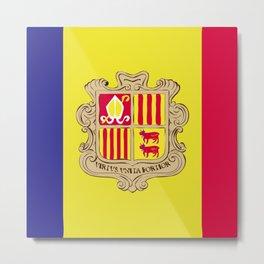 Andorra Metal Print