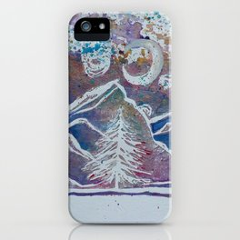 Pastel Skies iPhone Case