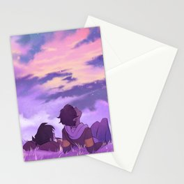 Stargazing Klance Stationery Cards