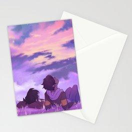 Stargazing Klance Stationery Cards
