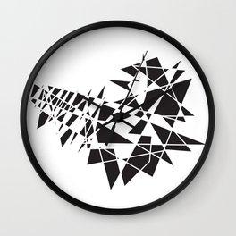 Guitar Quake Wall Clock
