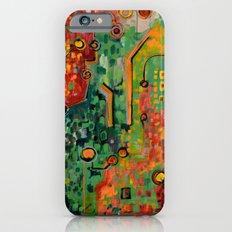 Interconnectedness Slim Case iPhone 6s