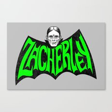 Zacherley Canvas Print
