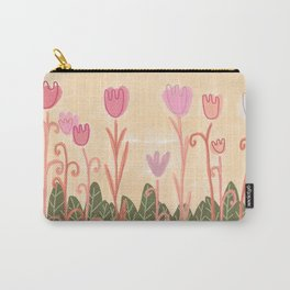 monday blooms Carry-All Pouch