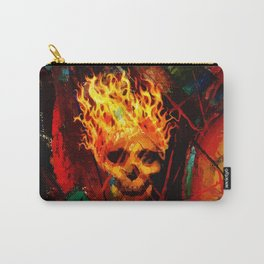Hot skull Carry-All Pouch