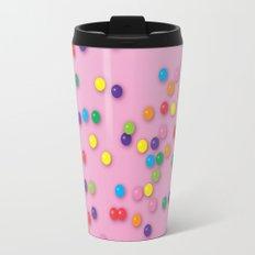 Donut Sprinkles Travel Mug