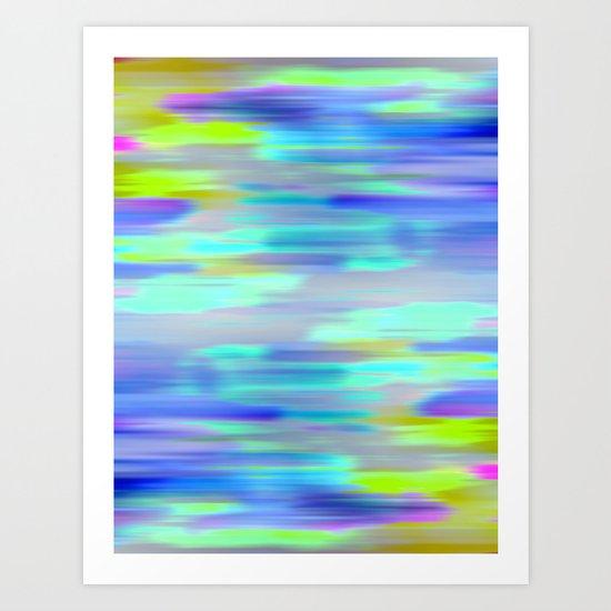 Acid Drops Art Print