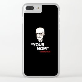 Youmom Clear iPhone Case