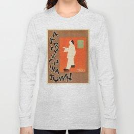 A trip to Chinatown Beggarstaffs Long Sleeve T-shirt