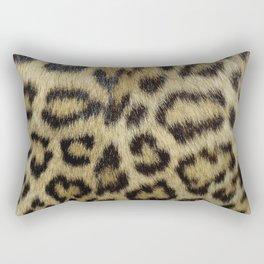 Leopard Fur Rectangular Pillow