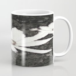 Pixelflower Coffee Mug