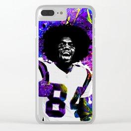 You Got Moss'd Clear iPhone Case