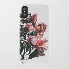 Hibiscus Slim Case iPhone X