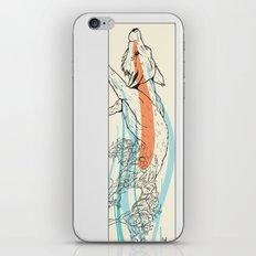 Bramble Fox iPhone & iPod Skin