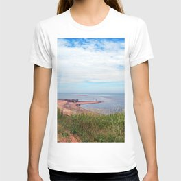 North Cape Sandbar PEI T-shirt