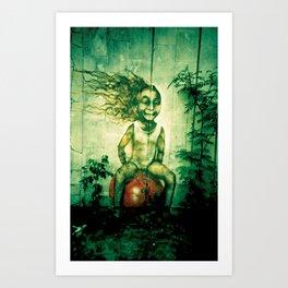 Chernobyl 6 Art Print