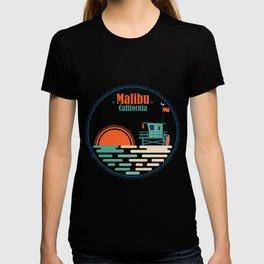 Malibu, California T-shirt