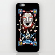 Epic Fox iPhone & iPod Skin