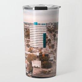 Biscayne view Travel Mug
