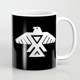 Thunderbird flag - HQ file Inverse Coffee Mug