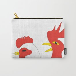 Hen and cock Carry-All Pouch