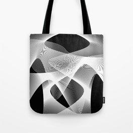 LinesII/ Tote Bag