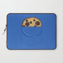 I AM THE COOKIE MONSTER Laptop Sleeve