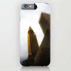 Lighting the Chrysler Building iPhone 6s Slim Case