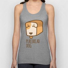 Purebread Dog Unisex Tank Top