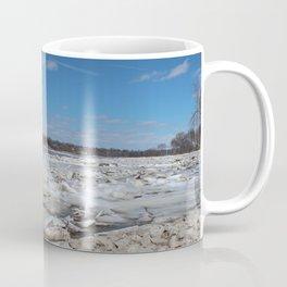 Winter on the Maumee I Coffee Mug