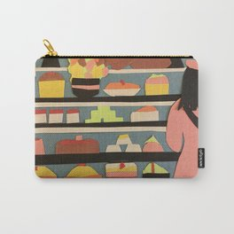 Pastry Shop Carry-All Pouch