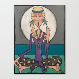 yogini Canvas Print