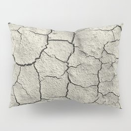 Parched Earth Pillow Sham