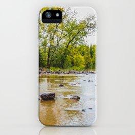 Gooseberry Falls State Park, Minnesota 6 iPhone Case