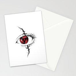Sharingan Eyes Stationery Cards