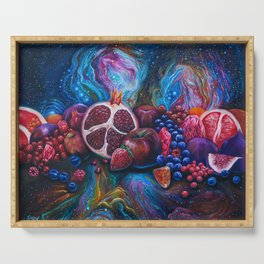 Fruit of the Spirit: Love Serving Tray