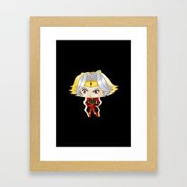 Dilandau Framed Art Print