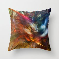 Firamia Throw Pillow