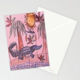 Swamp Hunt Stationery Cards