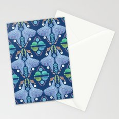 Holy Mola Fish Stationery Cards