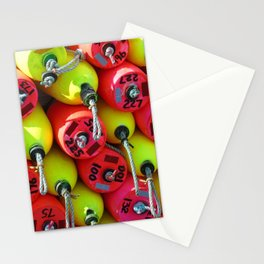 Floats In Sun Stationery Cards