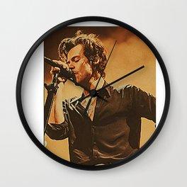 Harry sty-les pos-ter Wall Clock