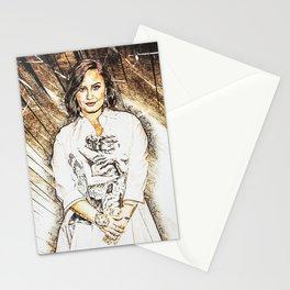 Demilovato Grunge Art Am Stationery Cards