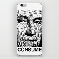washington iPhone & iPod Skins featuring Washington by Consumer Outfitters